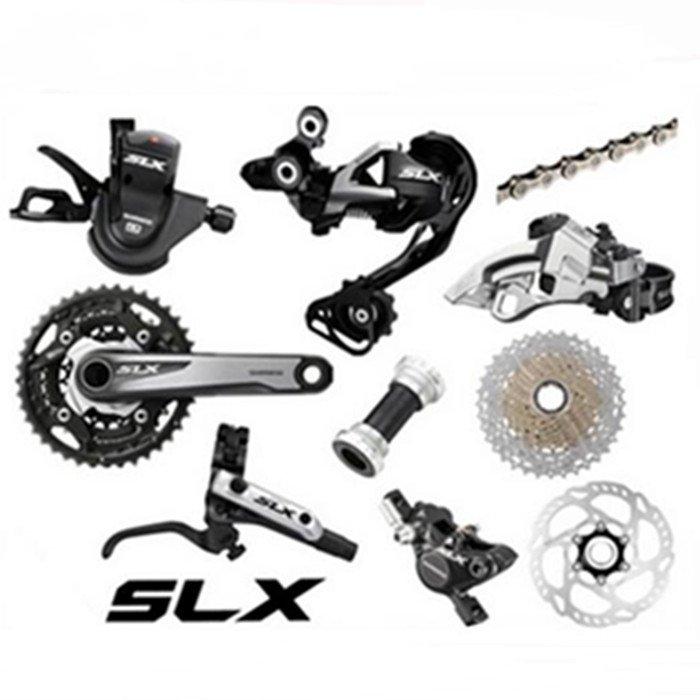 SHIMANO SLX M670 S 20/30 s Средний Набор велосипедов groupset MTB велосипедные переключатели