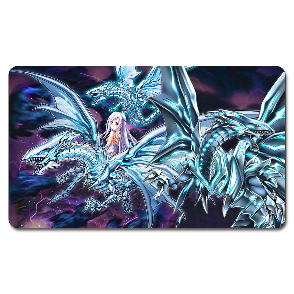 aliexpress com buy ygo blue eyes alternative white dragon