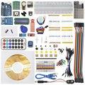 Full RFID Starter Kit for Upgraded Version for UNO R3 Breadboard Stepper Motor LCD 1602 Learning Suite Kit + Retail Box