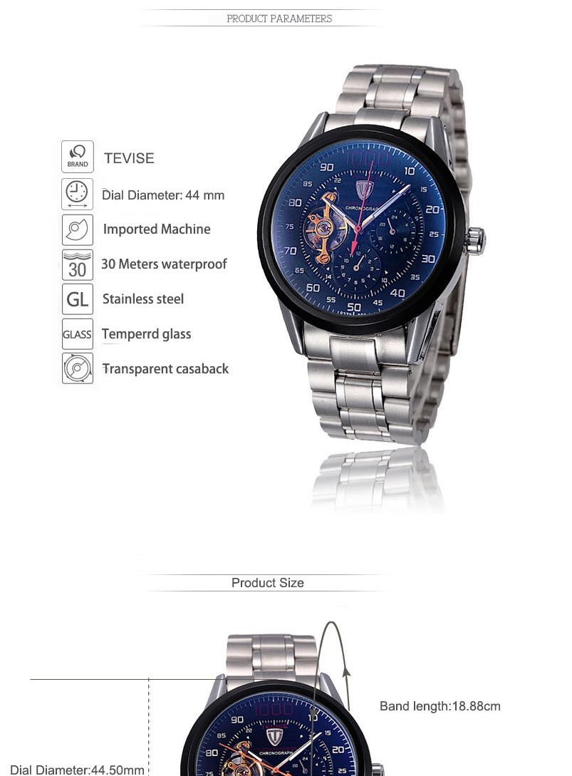 TEVISE-Mens-Watches-Luxury-