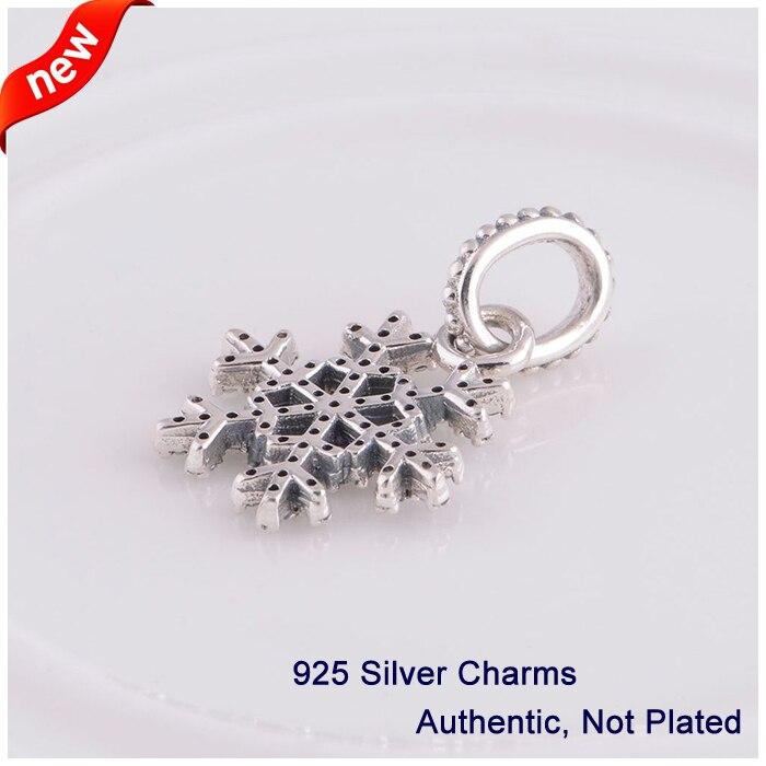 L341 Neue Ankunft Authentische 925 Sterling Silber Perlen - Edlen Schmuck - Foto 2