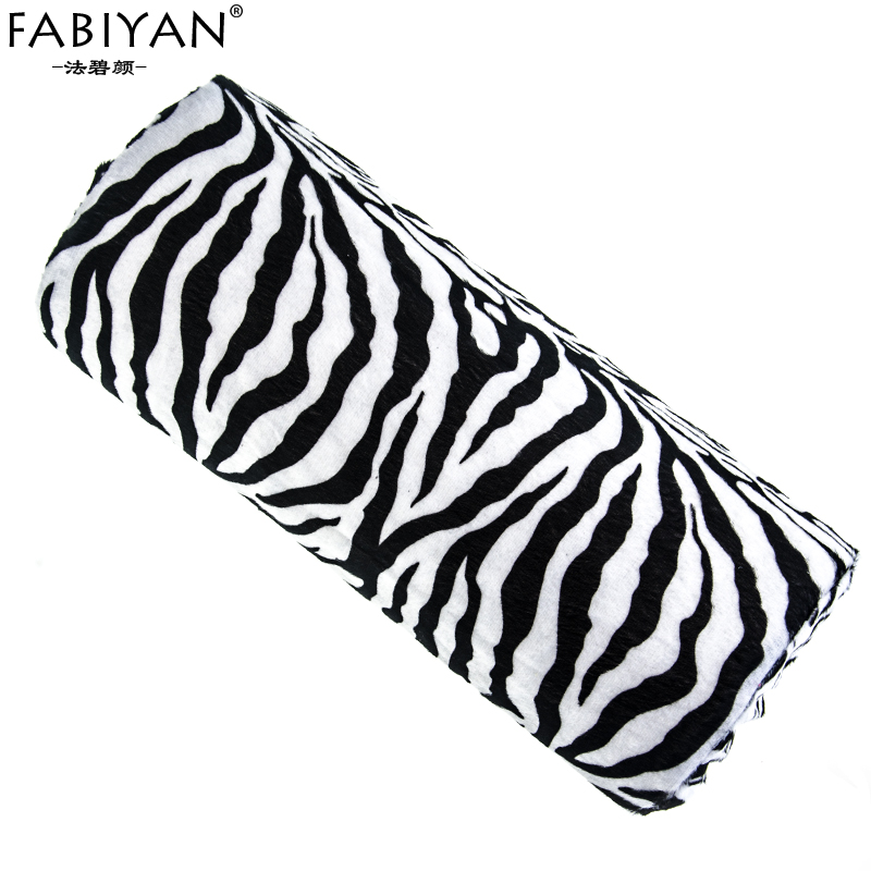 Professional New Zebra Soft Stripe Design Hand Rest Holder Cushion Pillow Nails Nail Art Manicure Tool Half Column stylish stripe and bowknot shape design decorated cushion pillow
