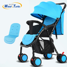 2019 New Baby Carriage Sleeping Mat High Landscape Stroller Universal Accessories