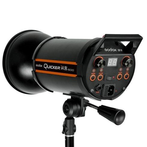 Professional GODOX  600W High-speed Flash Studio Strobe Photography Quicker 600 220V-240V (600ws Photo Light)  T5 specail light