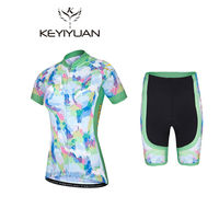 2018 KEYIYUAN Women cycling clothes china Cycling Jersey / Bicycle Jerseys Top Women Shirt tops MTB / T Shirt Cycling Clothing