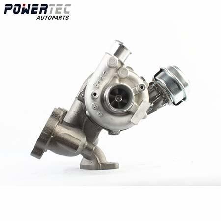 Garrett Turbolader 713673 pour VW Golf IV Sharan 1.9 TDI 85Kw 115Hp AUY AJM-713673-5006 S turbine complète turbo 454232-5011 S