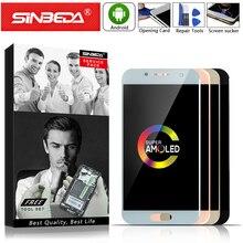 AMOLED 4.7 For SAMSUNG Galaxy A3 2017 A320 LCD Display Touch Screen Digitizer For Samsung A320 A3 2017 Display Original Screen потребительские товары pakwang a320 a320