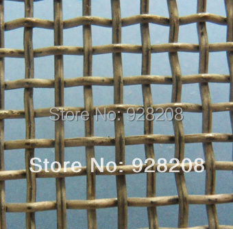 4 mesh Titanium crimped wire mesh,Sea water corrosion resistance titainum wire cloth 10mm*1000mm,Ten years quality guarantee sparta 300 warrior paragraph wire mesh tactical mask wire mesh mask