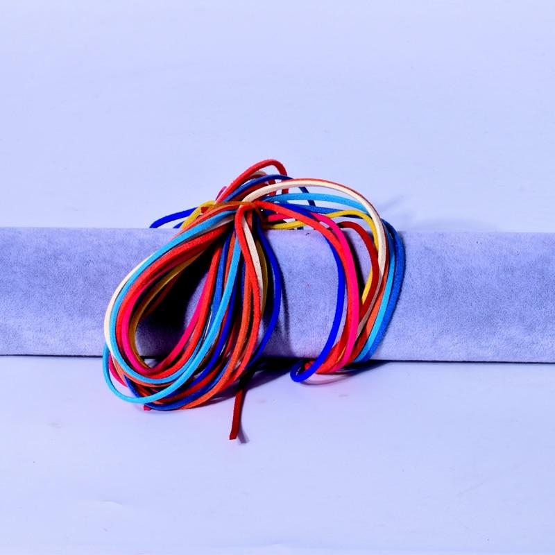 OATHYAN 13 Colores Mejor Venta 10 M Joyería DIY Resultados Joyería de La Cuerda