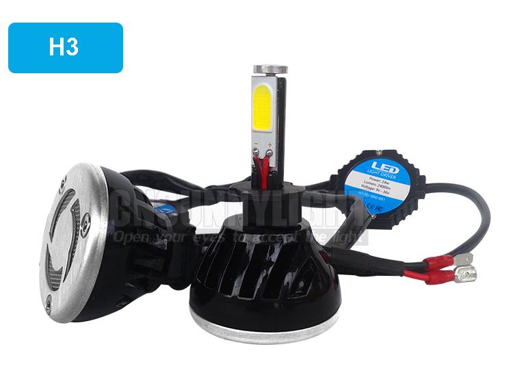H4 H7 H13 H11 H1 9005 9006 COB LED Headlight 80W 8000LM Super Brigh Car LED Headlights Bulb Head Lamp Fog Light Pure White 6000K (26)