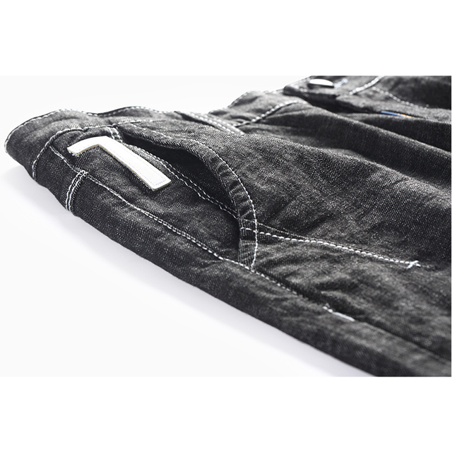 Mens Cotton Trousers Jeans