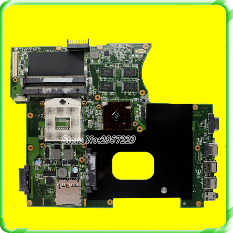 A42J X42J K42JR K42J K42JZ K42JB K42JY K42JB for ASUS Laptop Motherboard (System board/Mainboard) fully tested & working perfect 100% working laptop motherboard for tj65 tj68 ms2273 pm45 mbwg801 001 48 4bu04 011 system board fully tested