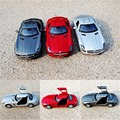 New Arrival 1:36 Scale Diecast Metal Model Car Miniature Car Brinquedo Pull Back Cars Toys Doors Openable Car Toy Model