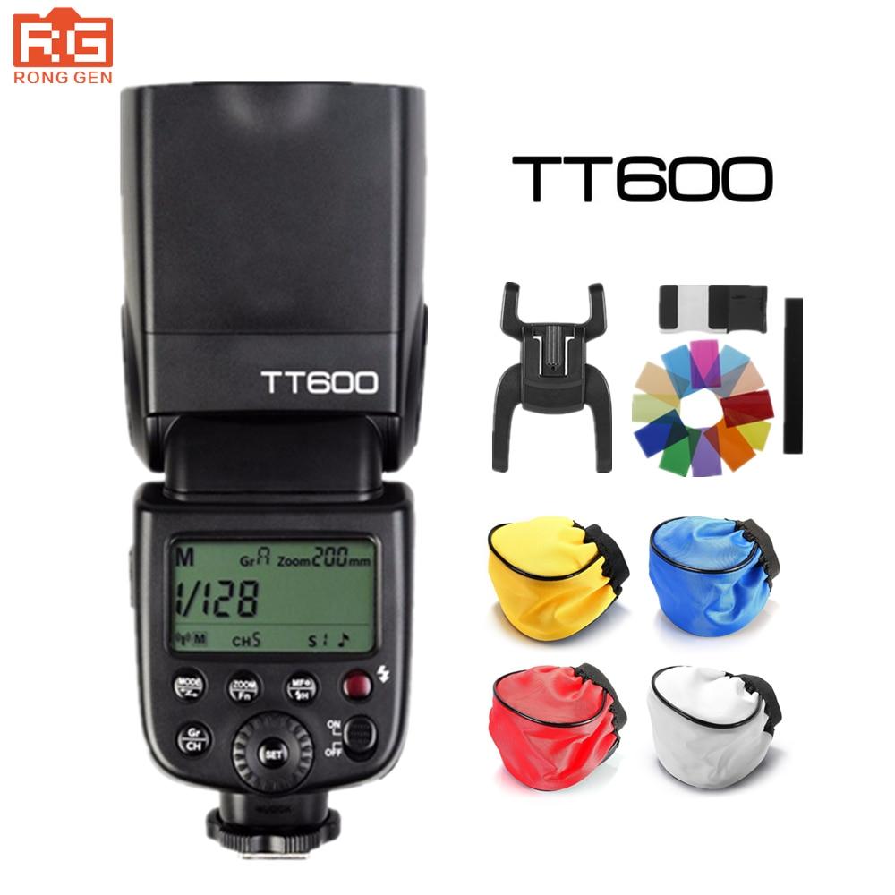 Здесь продается  Godox Thinklite TT600 2.4G Wireless GN60 Master / Slave Flash Speedlite for Canon Nikon Pentax Olympus Fujifilm Camera  Бытовая электроника