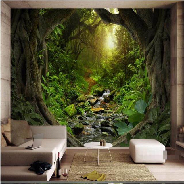 Best Fototapete Wald Schlafzimmer Images - Ridgewayng.com ...