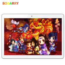 BOBARRY Tablet 9.6 Inch Android 5.1 Tablet PC 4G Phone Call Octa Core MTK6592 4GB 64G GPS Bluetooth  Dual SIM  android tablet