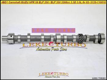 4BD1 Camshaft For ISUZU NPR 59 ELF 250 / ELF 350 3268cc 3.3D 3.0L 8v 1982- 5125-110810 5125110810 5125 110810 Engine Parts