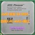 Бесплатная доставка AMD Phenom X4 9950 quad-core am2 + 2.6 Г тактовой 65-нм настольный компьютер CPU