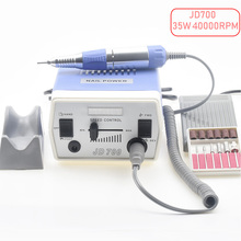 35W 40000RPM Electric Nail Drill Machine Manicure Pedicure Files Tools Kit Nail Polisher Grinding Glazing Machine For Gel Polish(China)