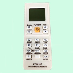 Image 2 - 4000 in 1 Universal Air Conditioner Remote Control KT 9018E LCD AC Fernbedienung