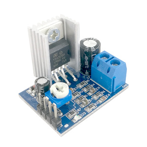 Image 3 - MCIGICM 6 12V Single Power Supply TDA2030A Audio Amplifier Board Module Hot sale