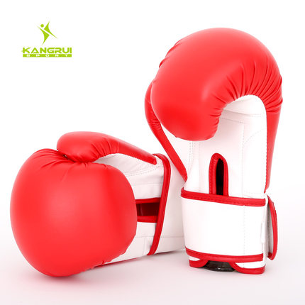 10oz 12oz 14oz 16oz kick boxing gloves red blue black karate muay thai mma boxing gloves adult hand guard mma boxing gloves pu leather muay thai hand protector guantes de boxeo men women kids training protector gloves10oz 12oz 14oz
