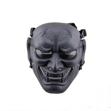 2017 New Tactical Mask DC11 Japanese Ghost King Samurai Airsoft Full Face Mask Party Cosplay Horror Hunting Protect Scarves