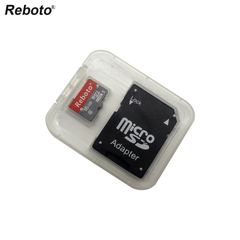 Reboto Ultra micro sd card SDHC/micro SDXC UHS-I Memory Cards micro SD 64GB 32GB 16GB 8GB Class 10 TF Card with Adapter(China (Mainland))