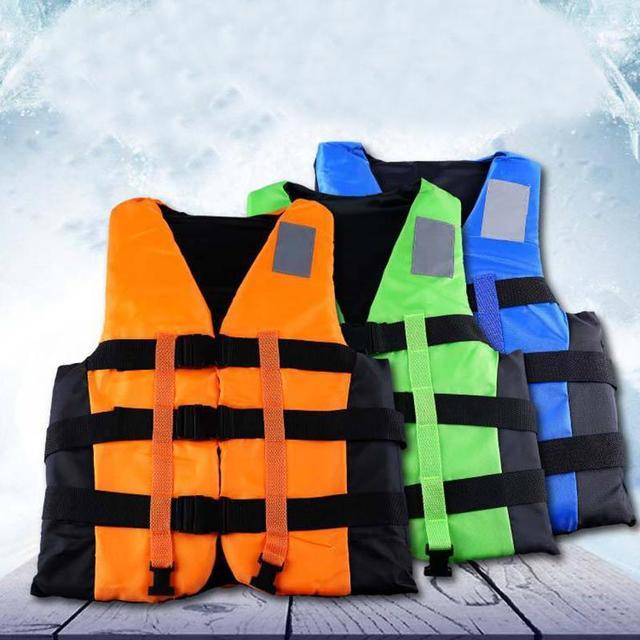 Life Jacket Adult Safety Jacket Drifting Snorkeling Fishing Clothing Children'S Buoyancy Vest 2016 Hot Sale