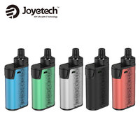 Original 2000mAh 50W Joyetech CuBox AIO Starter Kit With 2A Quick Charge 2ml Capacity Tank Atomizer