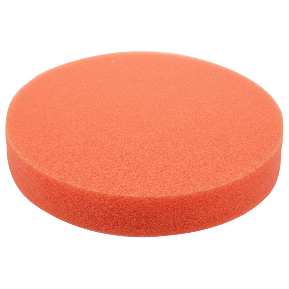 6 Inch 150mm Soft Flat Sponge Buffer Polishing Pad Kit For Auto Car Polisher