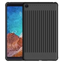 For xiaomi mi pad 4 Tablet Case Ultra Thin TPU Back 8.0 inch Flip Cases Xiaomi Mi Pad MiPad 8 Matte Cover