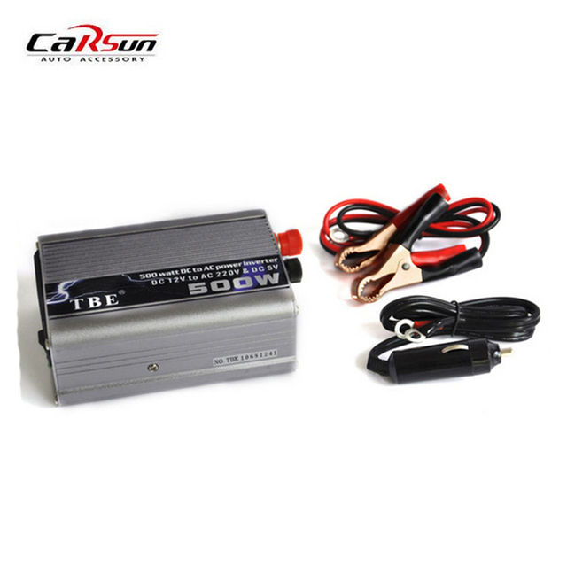 Pleasant Tbe 500W Power Inverter Dc 12V To Ac 220V 500 Watt Power Inverter Wiring 101 Cranwise Assnl