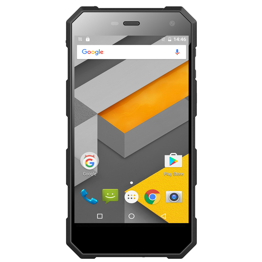"New Arrival Nomu S10 5.0""HD Quad Core 2GB RAM 16GB ROM MTK6737T Android 6.0 8.0MP 1280x720 5000mAh IP68 Waterproof Mobile Phone"