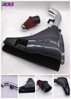 Air filter Carbon fiber High Flow Air Intake Kit For Peugeot 106/206/306 VTS