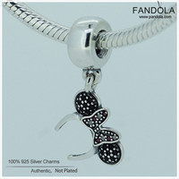 100 925 Steling Silver Headband Dangle Women Charm Beads For Jewelry Making Fits Pandulaso Diy Bracelets