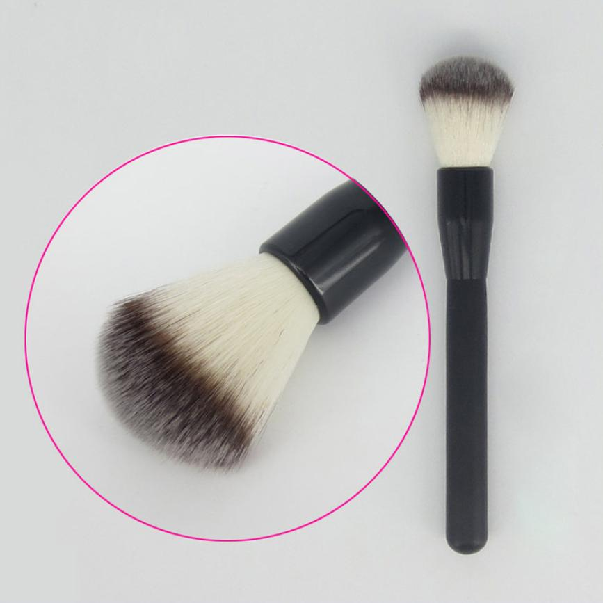 Powder Cheek Red Brush Brush Professional Beauty Makeup Makeup Tools Adopting high quality material makup kwasten #JY