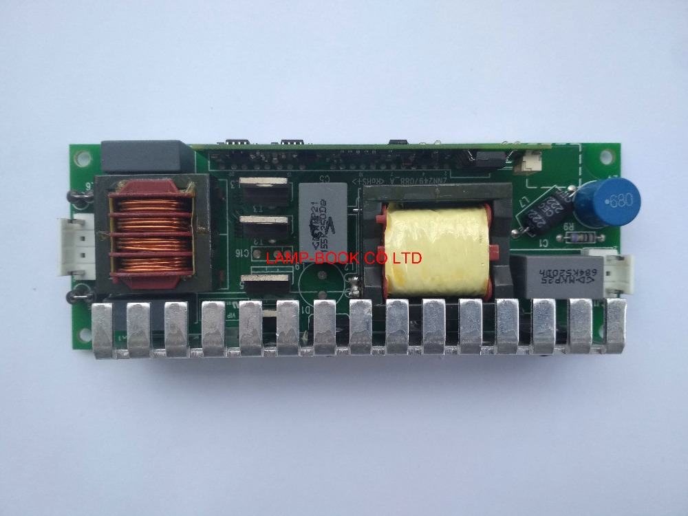 USED LAMP BALLAST DRIVER FOR PANASONIC PT CW330 PROJECTOR
