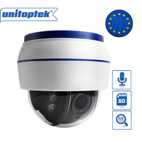 HD 960P 1080P Wireless Dome PTZ IP Camera Wifi Security CCTV Onvif 4X Zoom 2 8