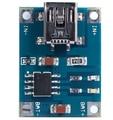 Novo mini Bateria De Lítio 5 V 1A Carregador USB Board Módulo Charger