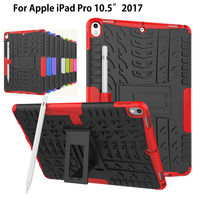 Case For New IPad Pro 10 5 2017 Heavy Duty 3 In 1 Hybrid Rugged Durable