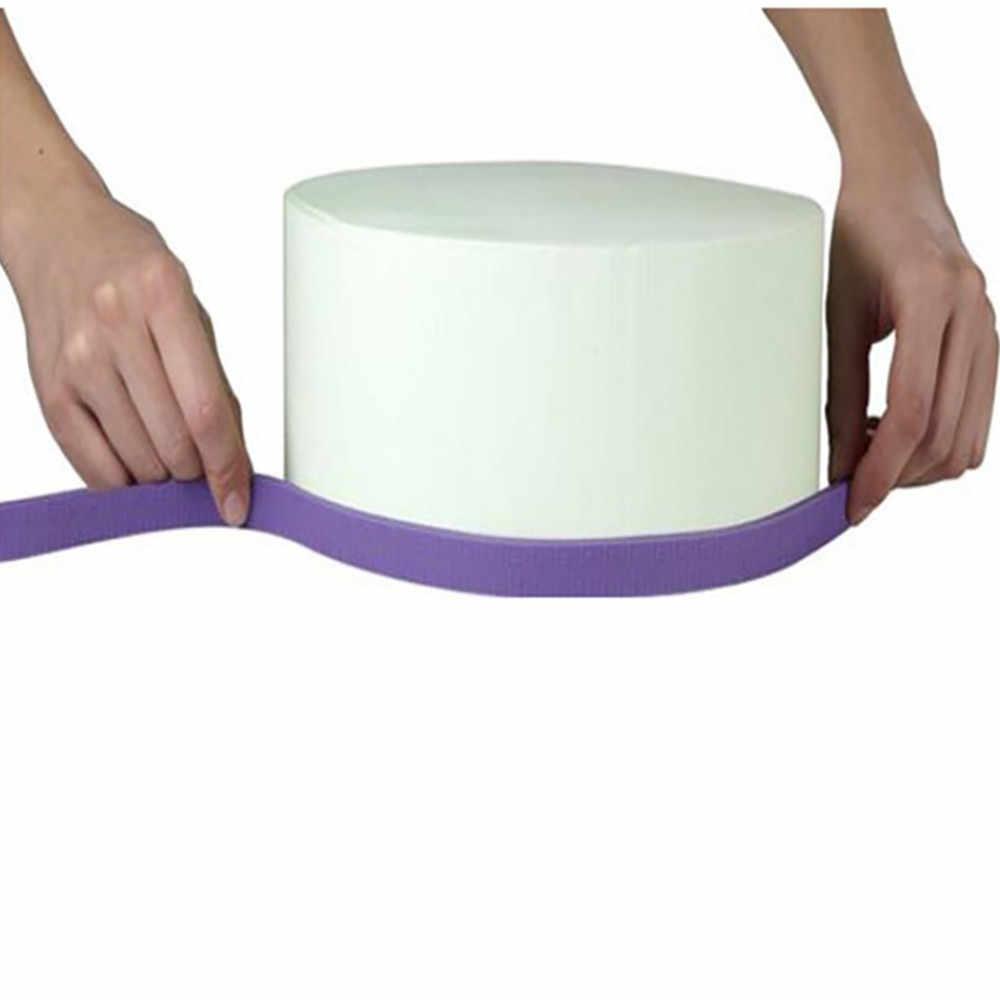 سيليكون كعكة الشريط قياس الحنفية فندان كريم ملعقة حافة الخبز أداة زخرفة غير عصا سهلة إزالة المنخفضة الكربون قابلة لإعادة الاستخدام