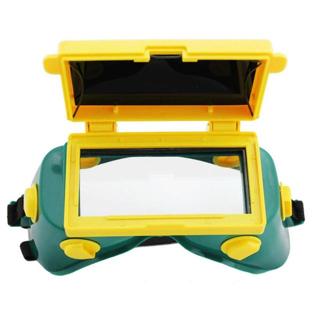 Стекла сварки очки сварщика объектив Аргонно-дуговая сварка факел пайки, Сварочные очки защитные здравоохранения доказательство воды держать сухим