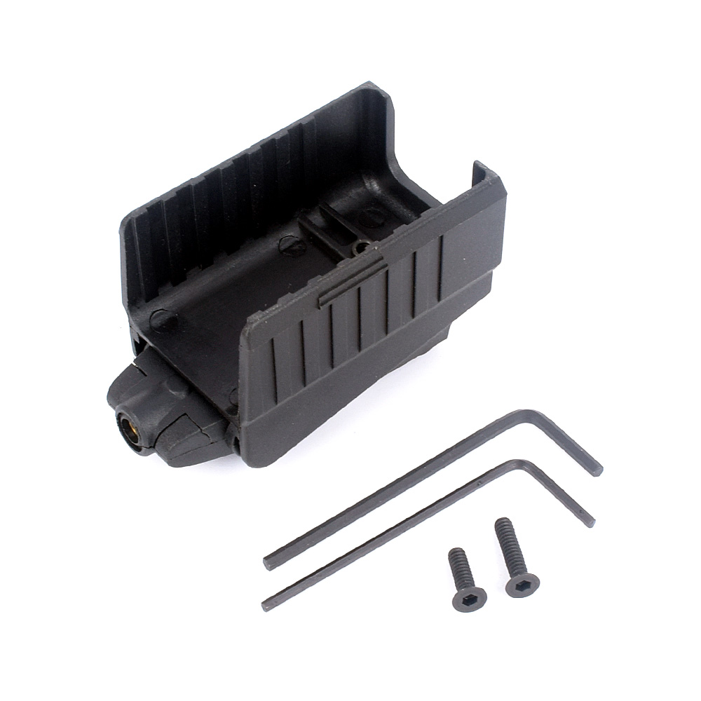 WIPSON Tactical Glock Laser Sight Rear Red Laser Aiming Fit Airsoft Glock 17 18C 19 22 23 25 26 27 28 31 32 33 34 35 37-3