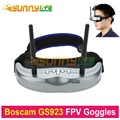 Оригинал Boscam GS923 Беспроводной Видео-Очки FPV очки с 5.8 Г Двойной Разнообразие 32CH Приемник для QuadcopterAerial Фотографии