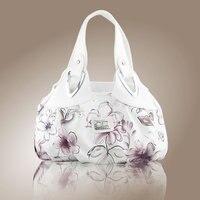 New 2015 Fashion Print Women Handbag Floral Women Messenger Bags Shoulder Bags Handbags Casual Bag Q0