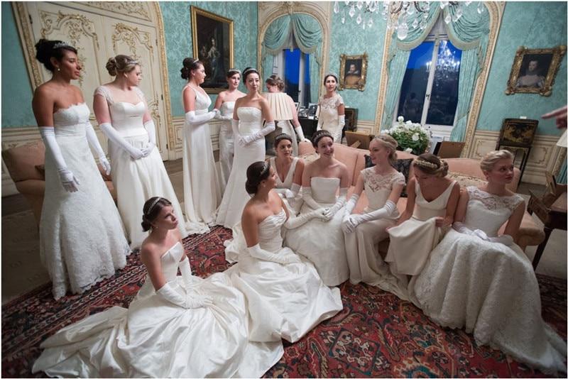 LADIES ELBOW LENGTH SATIN GLOVES PROM EVENING WEDDING BRIDAL PARTY DRESS GLOVES