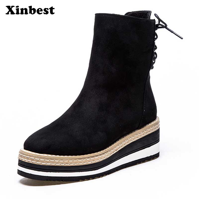 Xinbest 2018 Woman Brand Outdoor Athletic Comfortably Walking Shoes Fly line Fabric Outdoor Jogging Allmatch Womens Sneakers