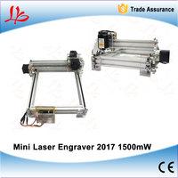 1500mW Desktop DIY Violet Laser Engraving Machine Picture CNC Printe