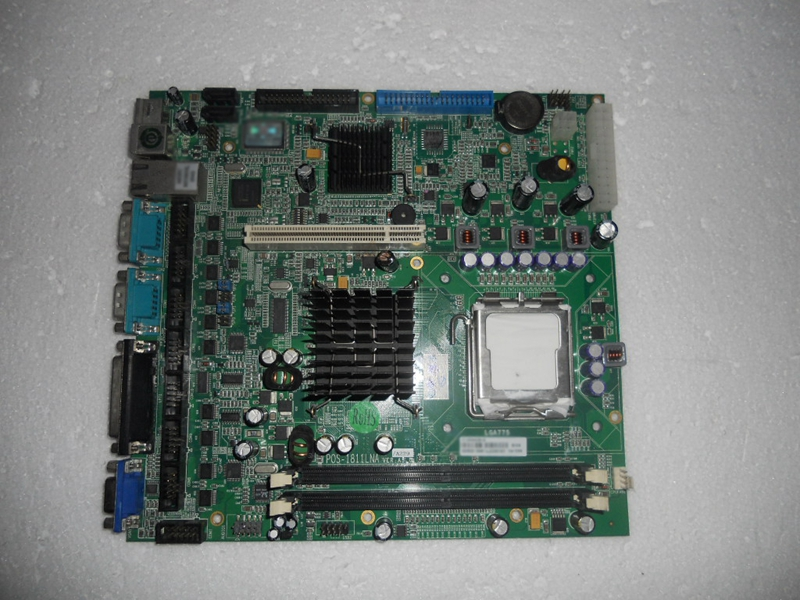 Embedded POS-1811LNA VER: A5.0 Industrial Computer Board embedded industrial motherboard pc3000e board